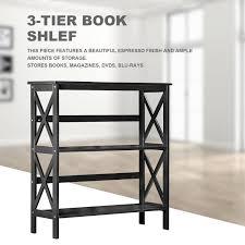 amazon com merax 3 tier bookcase storage u0026 organization product