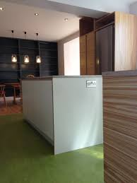 Formica Kitchen Cabinets by Sq1 Kitchen Olive Ash Stainless Steel U0026 Formica Oak Veneered