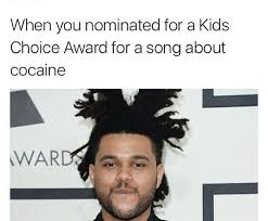 The Weeknd Hair Meme - x post from r blackpeopletwitter theweeknd