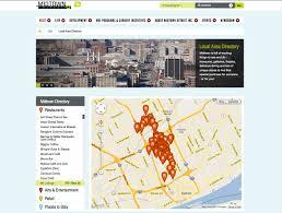 Wsu Map Map U0026 Area Guide Trent Creative