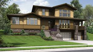 Hillside House Plans For Sloping Lots by Home Plans For Hillside Lots
