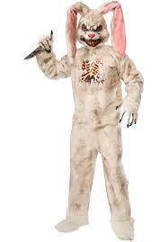 white rabbit halloween costume killer white rabbit evil easter bunny unisex dress