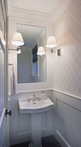 bathroom chair rail ideas best 25 crown molding mirror ideas on half bathrooms