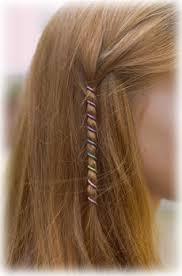 hair wraps titanium wire style hair wraps