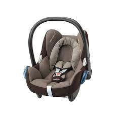 si e auto streety fix siege auto cabriofix earth brown bébé confort outlet