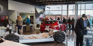 nissan canada owners portal tesla owners give test drives in michigan circumventing the tesla
