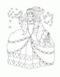 disney princess winter coloring pages many interesting cliparts