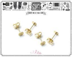 post back earring blank earrings etsy