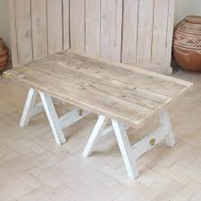 Trestle Coffee Table Trestle Style Coffee Table Ethan Allen Coffee Table P Thippo