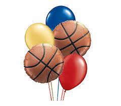 balloon delivery birmingham al basketball balloon bouquet in birmingham al norton s florist