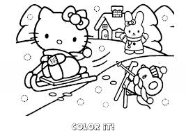 hello kitty coloring pages coloring sheets printable download