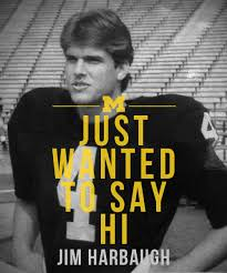 Jim Harbaugh Memes - michigan s pursuit of jim harbaugh is getting a little intimate