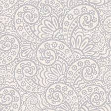 paisley pattern vector seamless gray and white paisley pattern stock vector art more