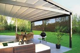 retractable roof system