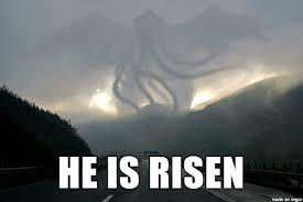 He Is Risen Meme - he is risen meme on imgur