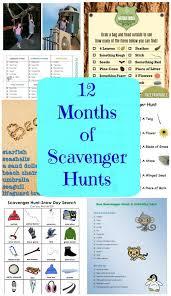 Backyard Scavenger Hunt Ideas 50 Scavenger Hunts For Kids W Free Printables Edventures With Kids