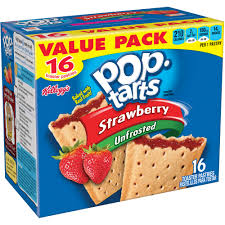 kellogg u0027s pop tarts frosted red velvet toaster pastries 8 ct