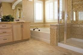 wood floor spacia white oak in a bathroom with bathroom flooring