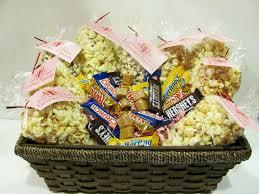 popcorn gift baskets gourmet popcorn gift