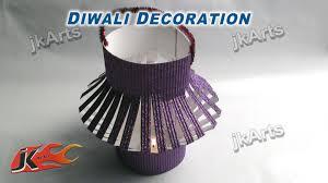 diy table top lantern diwali decoration jk arts 350 youtube