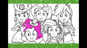 mlp eg coloring pages my little pony equestria girls coloring for kids mlp coloring