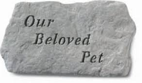 pet memorial garden stones pet garden memorials
