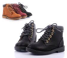 s lace up combat boots size 12 faux leather combat boots for ebay