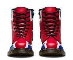 British Flag Boots Youth Union Jack 1460 Kids U0027 Boots U0026 Shoes Official Dr Martens