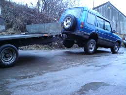 land rover discovery lifted towing with a lift kit landyzone land rover forum