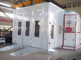 chambre de peinture automobile cabine de peinture automobile véhicules cabine de pulvérisation avec