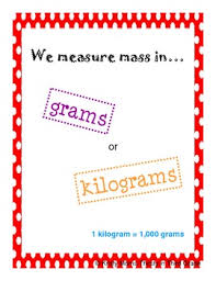 mass measuring with grams and kilograms by kristy morris tpt