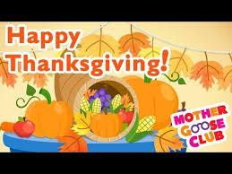 Preschool Songs For Thanksgiving Very Cute Thanksgiving Song For Kids About Giving Thanks Http