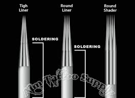 Tattoo Needle For Thin Lines | tight liner tattoo needle tight liner tattoo needles super thin
