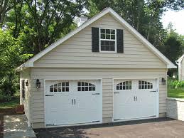 2 Car Detached Garage 2 Car Garages Garages By Opdyke