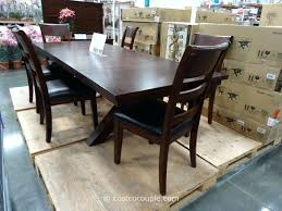 Costco Furniture Dining Room Costco Table And Chairs Smc