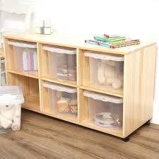 industrial metal wood bookcase with storage bins bookcase bins