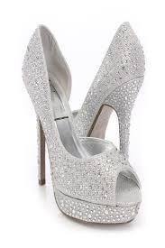 cheap silver heels is heel
