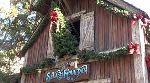critter country christmas decorations at disneyland 2015 youtube