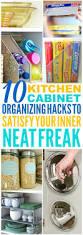 best way to organize kitchen cabinets 10 kitchen cabinet hacks that u0027ll keep things super organized