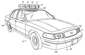 marked police cars coloring pages planes trains u0026 automobiles
