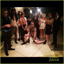 Bender Halloween Costume Rydel Lynch U0026 Ellington Ratliff Claire U0026 John Bender
