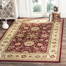 8 X 9 Area Rugs Safavieh Lyndhurst Collection Lnh212f Traditional
