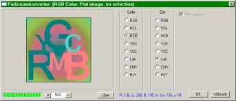 sf color space converter