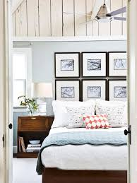 Diy Headboards Diy Easy Headboard Of Pictures In Frames Shelterness