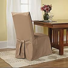 Chair  Recliner Slipcovers Dining Room Chair Covers Bed Bath - Dining room chair slip covers