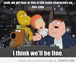 Memes Family Guy - star wars meets family guy http 2nerd com memes star wars meets