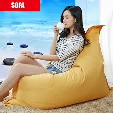 Bean Bag Sofas by Online Buy Wholesale Bean Bag Sofa From China Bean Bag Sofa