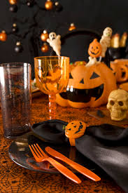 6 easy props for setting a scary halloween table a pinch of this