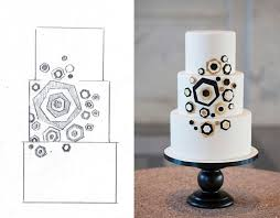 30 best how to draw cake designs images on pinterest cake