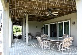 Open Patio Designs by The Most Attractive Under Deck Ideas Home Decor And Design Ideas